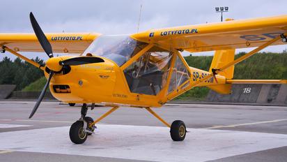 SP-SCOM - Private Aeroprakt A-22 L2