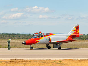 E.25-13 - Spain - Air Force : Patrulla Aguila Casa C-101EB Aviojet