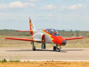 E.25-13 - Spain - Air Force : Patrulla Aguila Casa C-101EB Aviojet