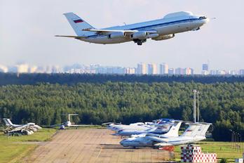 RF-93642 - Russia - Air Force Ilyushin Il-86VKP