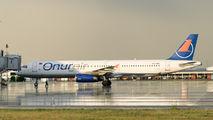 TC-OBK - Onur Air Airbus A321 aircraft