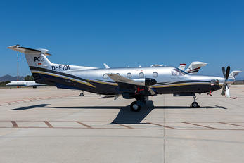 D-FIBI - Private Pilatus PC-12