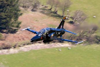 ZK016 - Royal Air Force British Aerospace Hawk T.2