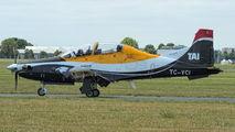TC-VCI - TAI - Flight Test Engineering TAI HURKUS-B aircraft