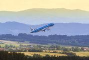 PH-EZP - KLM Cityhopper Embraer ERJ-190 (190-100) aircraft