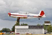 OM-LLV - Aeroklub Trnava Zlín Aircraft Z-226 (all models) aircraft