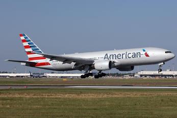 N794AN - American Airlines Boeing 777-200ER