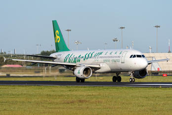 B-6970 - Spring Airlines Airbus A320