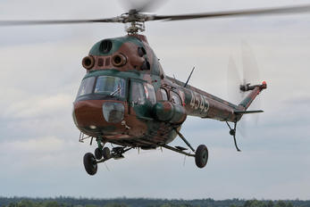 4545 - Poland - Air Force Mil Mi-2