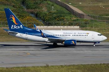 CP-2923 - Boliviana de Aviación - BoA Boeing 737-700