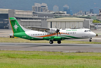 B-17002 - Uni Air ATR 72 (all models)