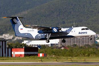 RA-67255 - Aurora de Havilland Canada DHC-8-300Q Dash 8