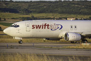 EC-MAD - Swiftair Boeing 737-400F aircraft