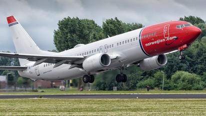 EI-FHK - Norwegian Air International Boeing 737-800