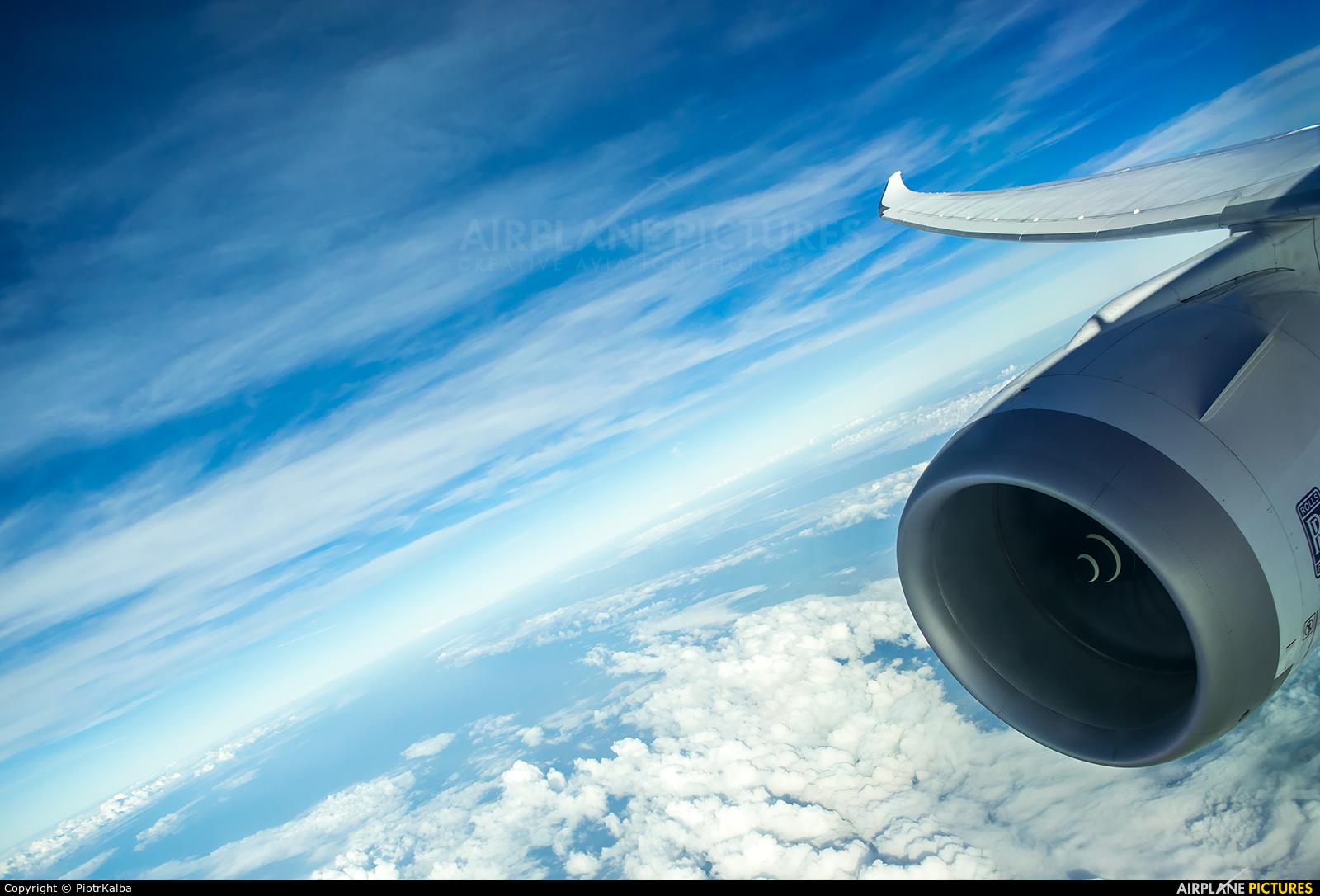 LOT - Polish Airlines SP-LRD aircraft at In Flight - International