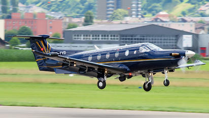 HB-FVD - Air Engiadina Pilatus PC-12