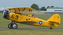 F-AZNF - Private Naval Aircraft Factory N3N Canary aircraft