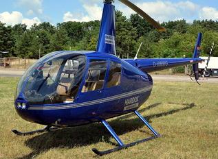 D-HWWG - Private Robinson R44 Clipper