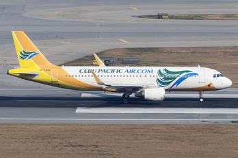 RP-C4101 - Cebu Pacific Air Airbus A320