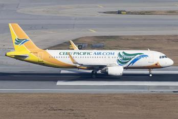 RP-C4101 - Cebu Pacific Air Airbus A320