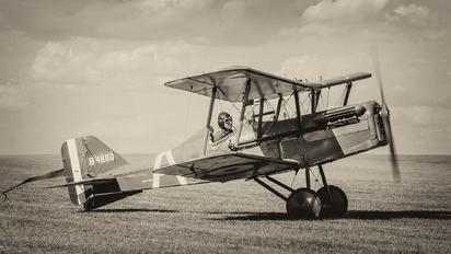 OK-HUP02 - Private Royal Aircraft Factory S.E.5A