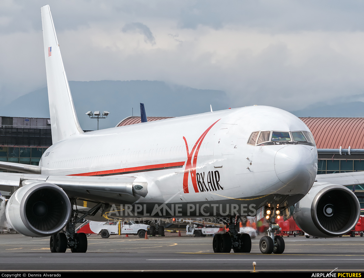 ABX Air N363CM aircraft at San Jose - Juan Santamaría Intl