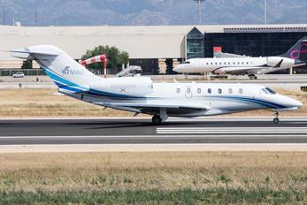 N750GF - Private Cessna 750 Citation X