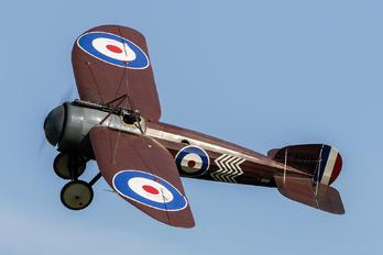 G-BWJM - The Shuttleworth Collection Bristol M.1C Replica