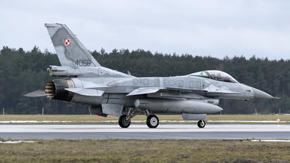 4066 - Poland - Air Force Lockheed Martin F-16C Jastrząb