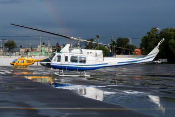 XC-FII - Mexico - Government Bell 212