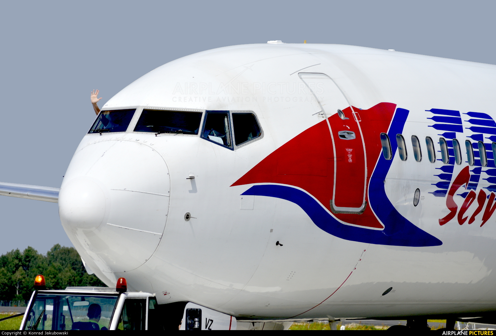 Travel Service SP-TVZ aircraft at Katowice - Pyrzowice