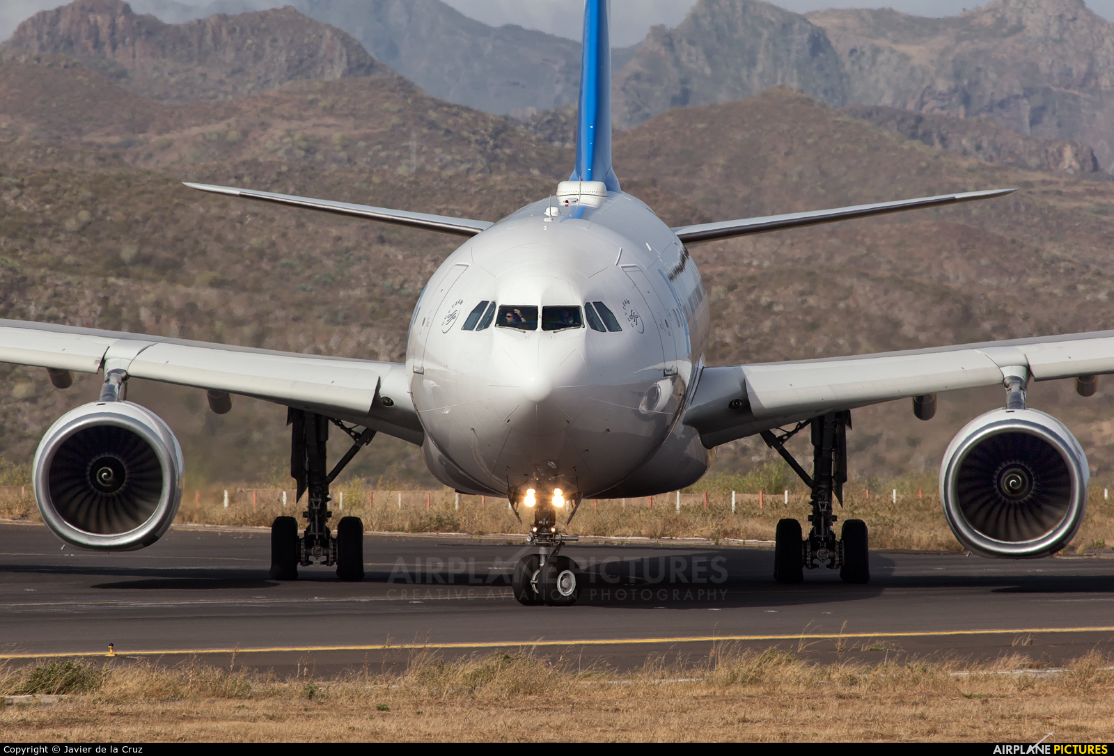 Air Europa EC-LQO aircraft at Tenerife Norte - Los Rodeos