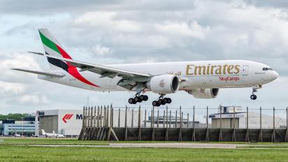 A6-EFO - Emirates Sky Cargo Boeing 777F