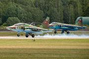 83 - Belarus - Air Force Sukhoi Su-25UB aircraft