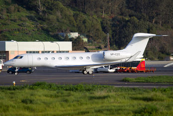 VP-CZC - Private Gulfstream Aerospace G650, G650ER