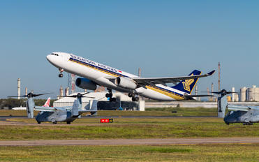 9V-STF - Singapore Airlines Airbus A330-300