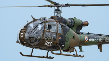 GEC4207 - France - Army Aerospatiale SA-341 / 342 Gazelle (all models)