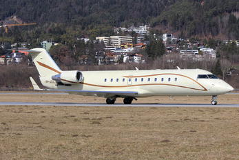 9H-JOY - Private Canadair CL-600 Challenger 850