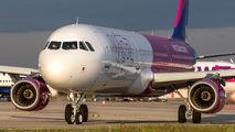 HA-LXQ - Wizz Air Airbus A321 aircraft