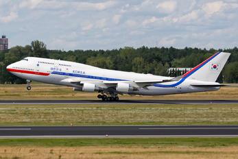 10001 - Korea (South) - Air Force Boeing 747-400