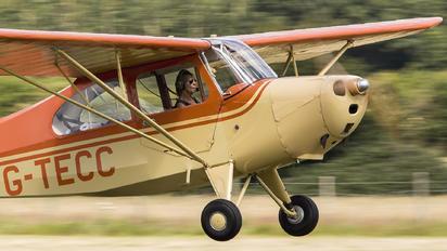 G-TECC - Private Aeronca Aircraft Corp 7AC