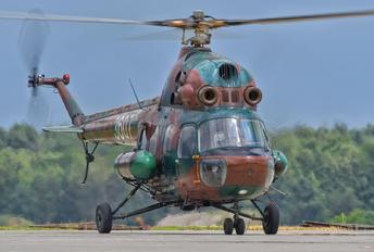 3607 - Poland - Army Mil Mi-2