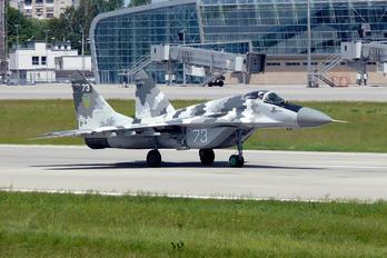 73 - Ukraine - Air Force Mikoyan-Gurevich MiG-29SMT