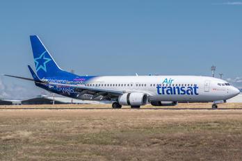 F-GZHJ - Air Transat Boeing 737-800