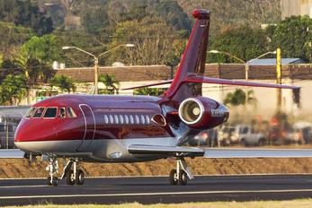 N383MH - PrivatAir Dassault Falcon 2000 DX, EX