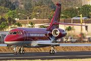 N383MH - PrivatAir Dassault Falcon 2000 DX, EX aircraft
