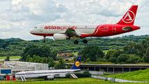 TC-AGO - Atlasglobal Airbus A320 aircraft