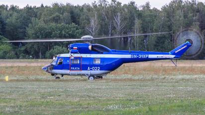 SN-31XP - Poland - Police PZL W-3 Sokol