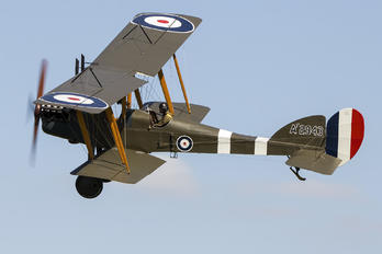 - - The Shuttleworth Collection Royal Aircraft Factory BE.2