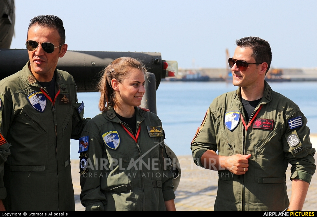 Greece - Hellenic Army - aircraft at Off Airport - Greece